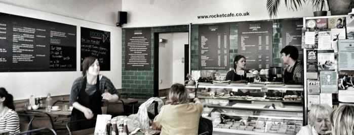 Rocket is one of Edinburgh.