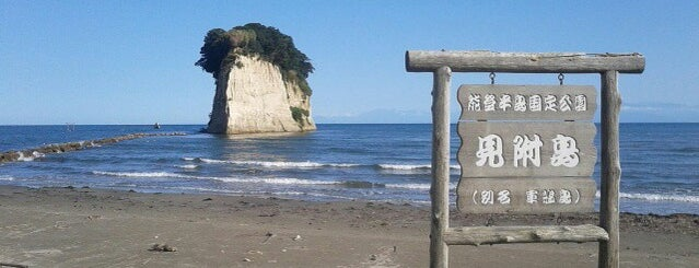 見附島 is one of Kanazawa vacation.