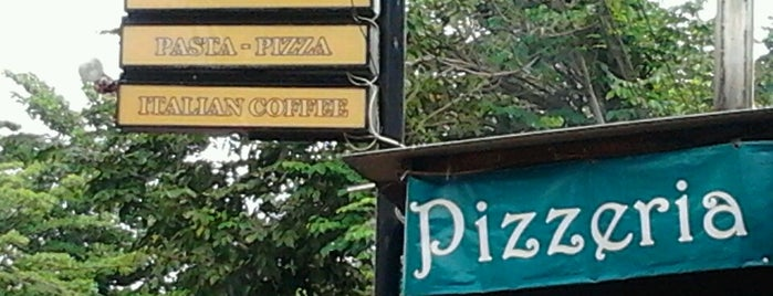 Nanamia Pizzeria is one of Must-visit Food in Yogyakarta.