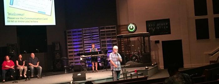 LIFE CHURCH Smyrna Assembly Of God is one of Lieux qui ont plu à Mac.