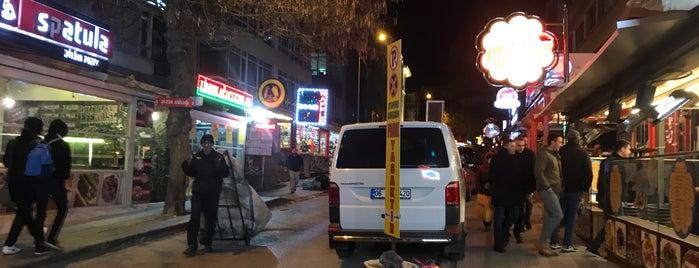 Selanik 2 Caddesi is one of Fatih : понравившиеся места.