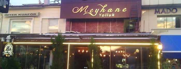 Deniz Meyhane is one of Ankara.