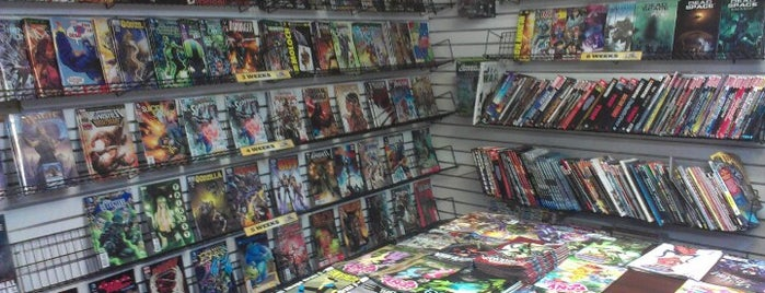 Kaboom Comics & Collectibles is one of Mc Allen Must visit.