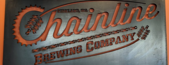 Chainline Brewing is one of Seattle.