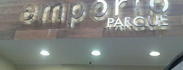 Padaria e Gastronomia Empório Parque is one of สถานที่ที่ Nicoli ถูกใจ.