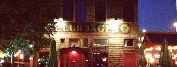 Clubhouse Jäger is one of Bars Worth Going To.