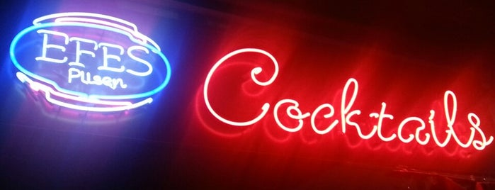 Cocktails Bar is one of İzmir.