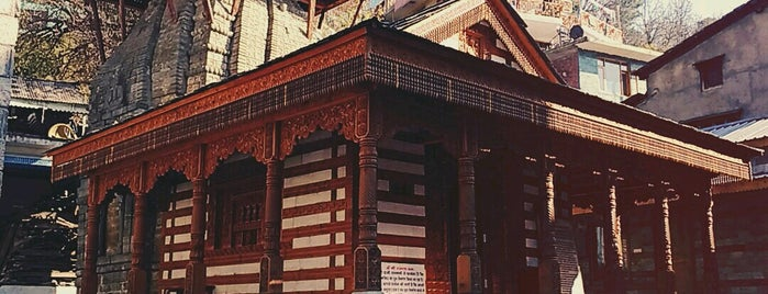 Vashisht Temple is one of India North.