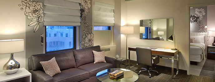 Manhattan NYC, an Affinia Hotel is one of Affinia Manhattan's Local Tips.