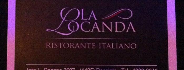 La Locanda is one of Sabrosa BA '13 por Raquel Rosemberg.