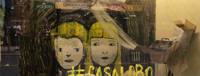 Piso Dos Galeria Y Estudio De Arte is one of Arte Contemporaneo en Santiago.