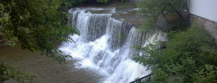 Village of Chagrin Falls is one of CLE.