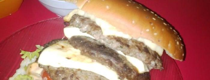 King Burger is one of **Bon Appétit**.