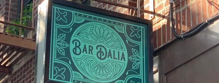 Bar Dalia is one of Astoria Bucket List.