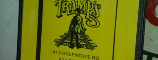 Tramp's Restaurant is one of Misc 2.