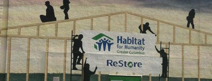 Restore Habitat for Humanity is one of Lieux qui ont plu à MICHELLE.