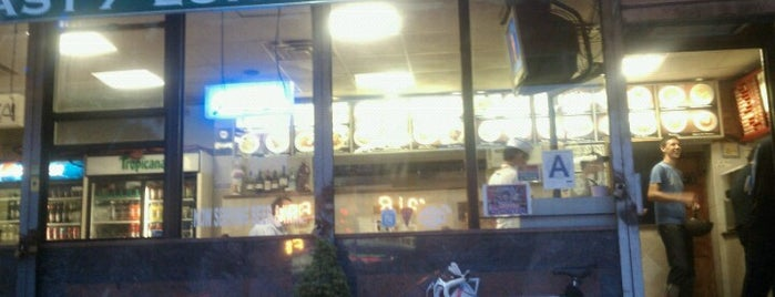 Airways Pizza, Gyro & Restaurant is one of LGA.