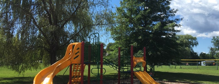 Tivoli Playground is one of Hudson Valley Fun stuff.