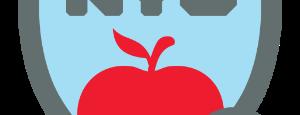 The Big Apple Badge