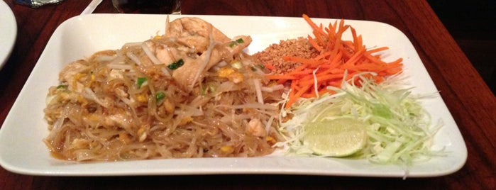Rosded Thai Cuisine is one of Locais salvos de Philly.