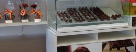 Chocolates Brasil Cacau is one of Gespeicherte Orte von roberta.