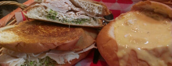 Cinnamon's Deli is one of The Best Comfort Food in Every State.