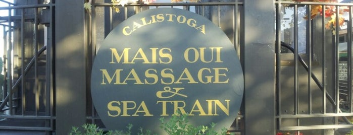Mais Oui Massage & Spa is one of Napa Valley.