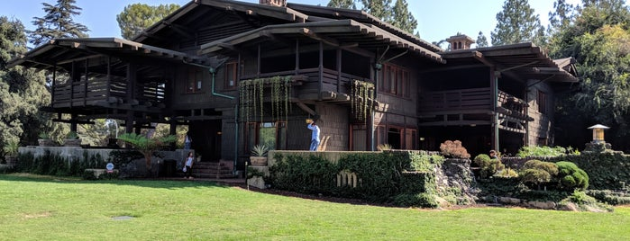 Gamble House is one of Architecture.