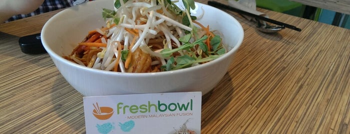 Fresh Bowl is one of Posti salvati di Christian.