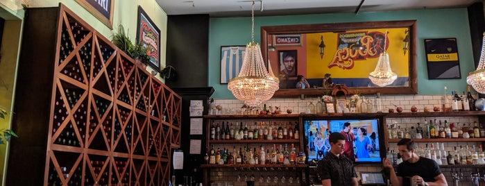 Boca Restobar & Grill is one of Bill : понравившиеся места.