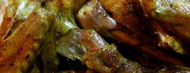 "Ayam Goreng ""Berkah"" Rachmat is one of Jkt resto."