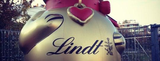Lindt Sprüngli Flagship Store is one of Switzerland🇨🇭.