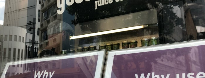 Goodlife Juice Co is one of Auckland.
