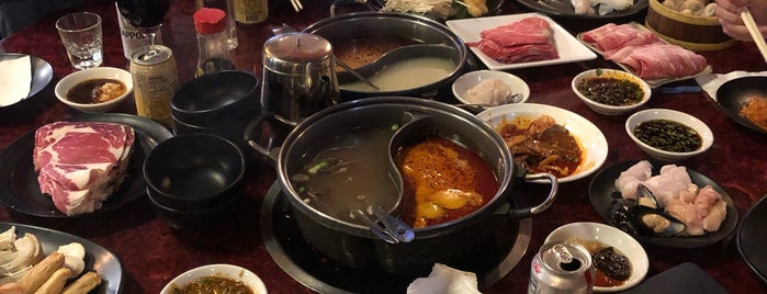 Grand Hot Pot Lounge is one of San Francisco.
