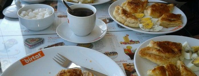 Birtat Pastanesi is one of Metin'in Kaydettiği Mekanlar.