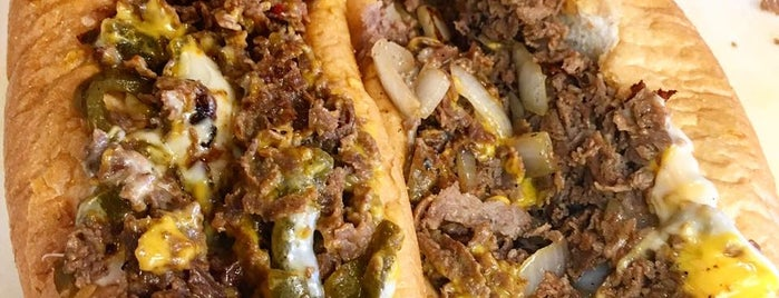 Big Daves Cheesesteaks is one of ATL.