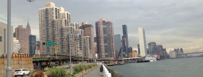 East River Running Path is one of Nyc.