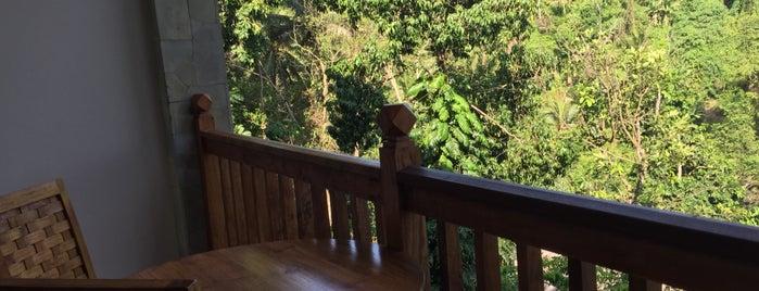 The Lokha Ubud Villas and Spa is one of Posti che sono piaciuti a Natsuko.