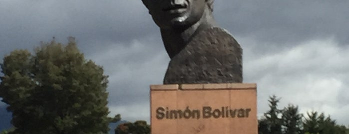 Parque Metropolitano Simón Bolívar is one of Posti che sono piaciuti a Natsuko.