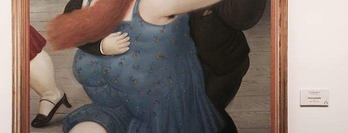 Museo Botero is one of Posti che sono piaciuti a Natsuko.