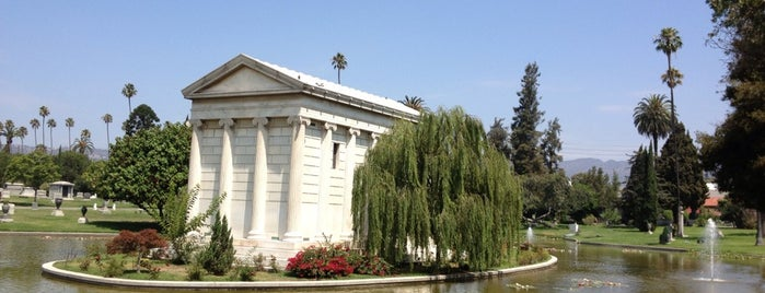 Hollywood Forever Cemetery is one of 87 Free Things To Do in LA.