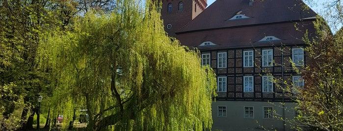 Plattenburg is one of Prignitz.