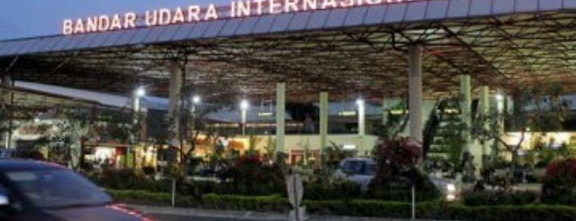 Juanda International Airport (SUB) is one of Part 1~International Airports....