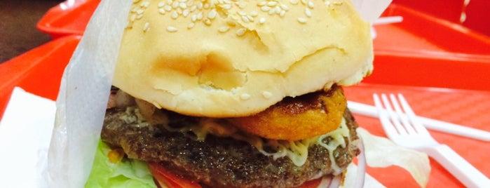 Sza-Sa Burger is one of Food.