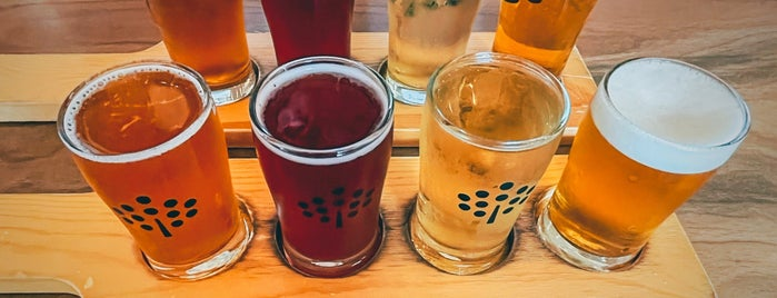 Number 12 Cider is one of Minneapolis.