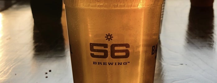 56 Brewing is one of Lieux qui ont plu à Barry.