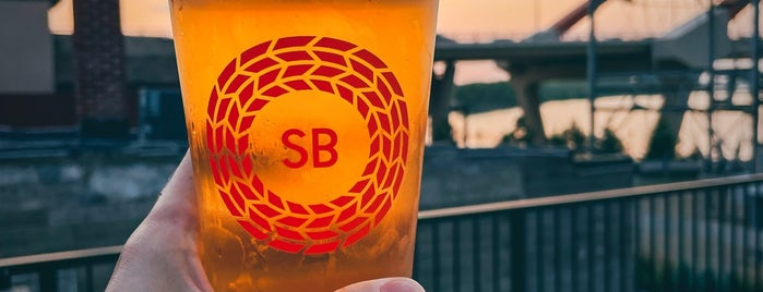Spiral Brewery is one of Drink Local 🍺.