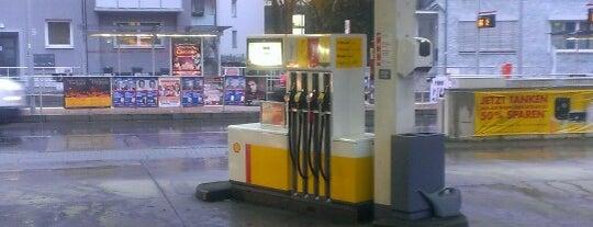 Shell is one of Alexander'in Beğendiği Mekanlar.