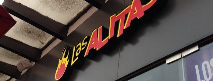 Las Alitas is one of Lugares favoritos de Adiale.
