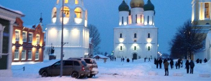Кремлёвский дворик is one of Posti che sono piaciuti a Eliana.